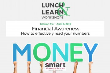 Lunch and Learn April 5
