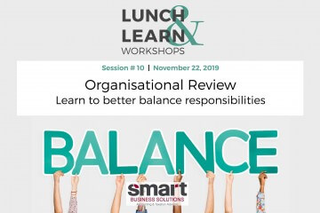 Lunch and Learn Nov 22