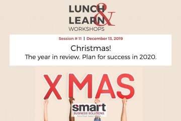 Lunch and Learn Dec 13