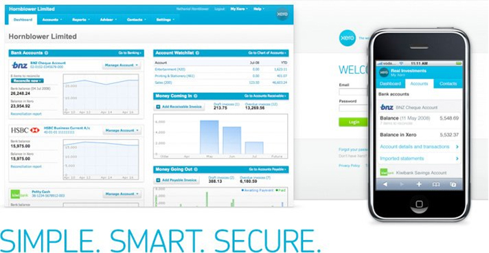 Xero Accounting Software for Small Businesses Mornington